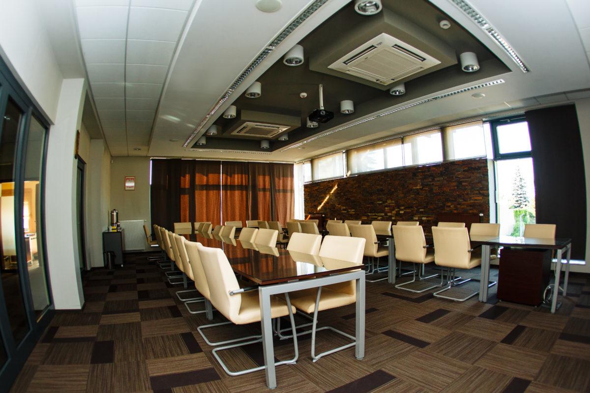 Bank Spółdzielczy Ziemi Piotrkowskiej - sala konferencyjna